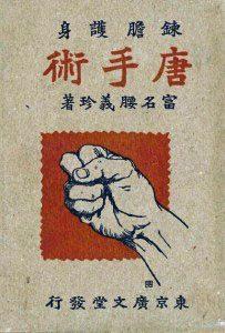 karate dokan eerste karateboek