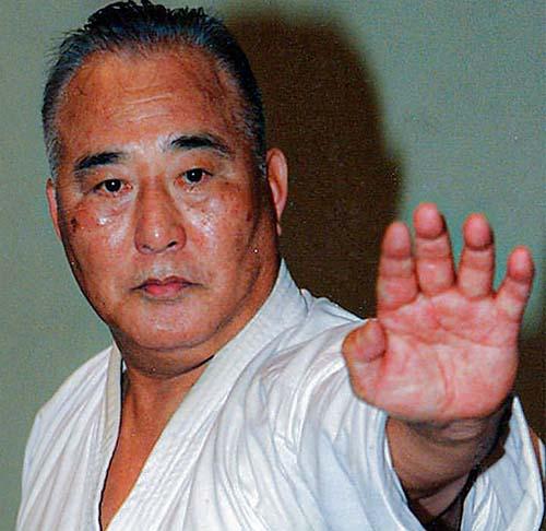 karate dokan kase sensei