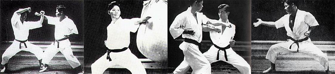 karate dokan yoshitaka funakoshi