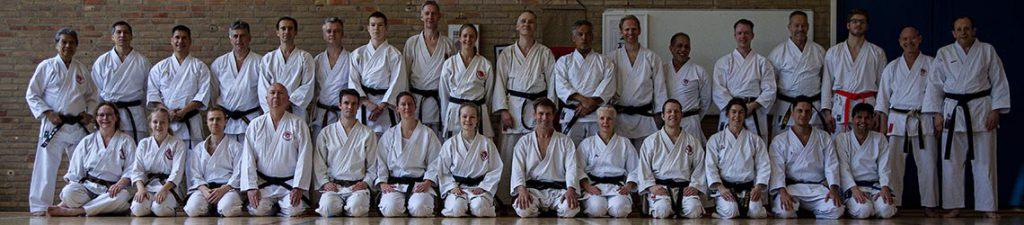 dokan bijzonderactiviteiten karatestage groep