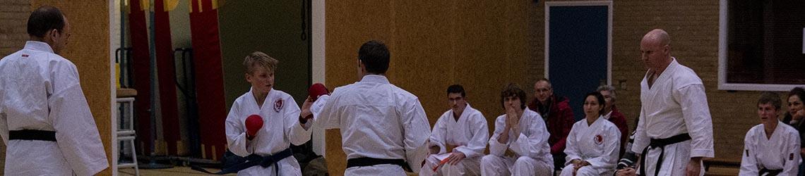 dokan karate instructeurs