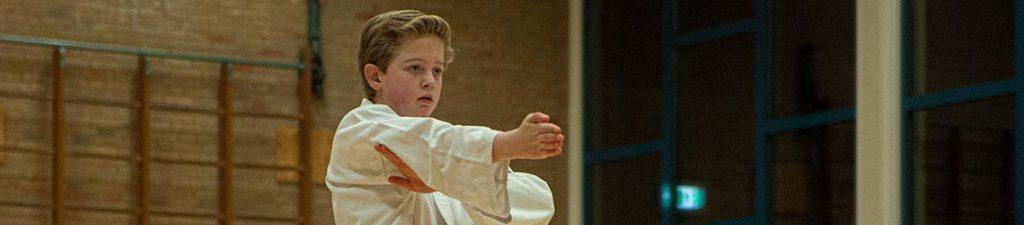 dokan karate kinderen