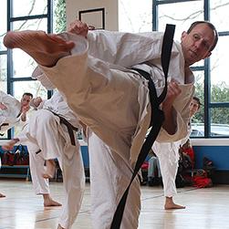 dokan karate sensei andre