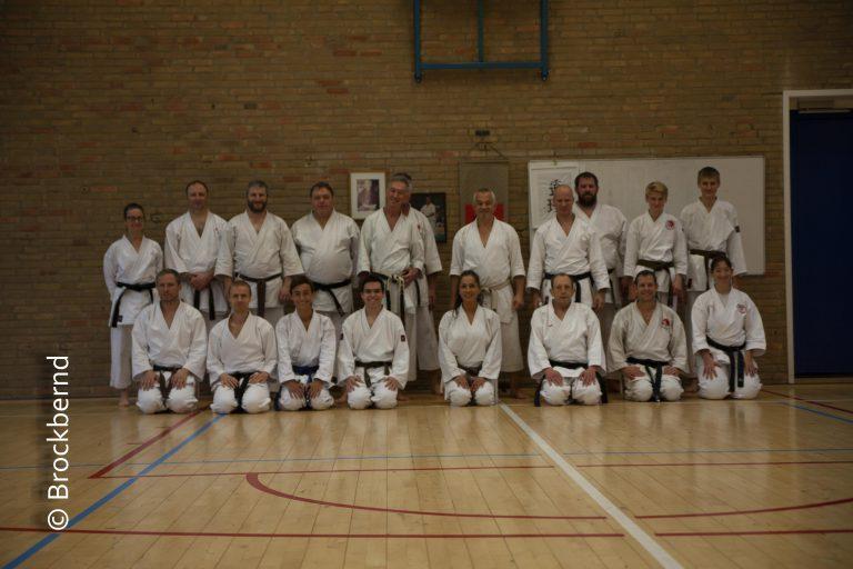 dokan karate stage pascal lecourt oktober 2019