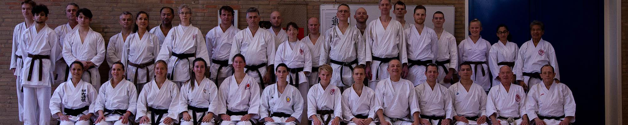 dokan karate groep stage jaap smaal-november 2019