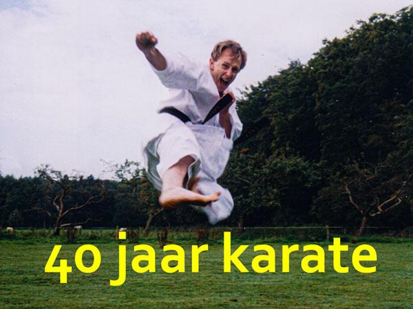 dokan karate 40 jaar sensei andre