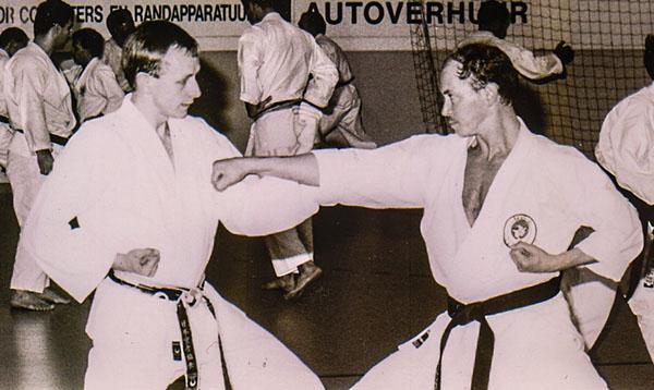 dokan karate jaap en andre