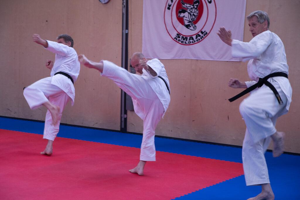 ddokan karate dangraad examen